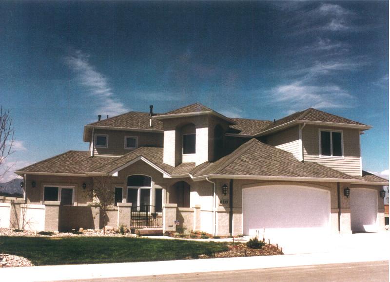 Dwdesign residential custom home design in colorado new for Colorado custom home designs
