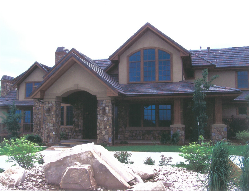 Dwdesign residential custom home design in colorado French country architecture residential